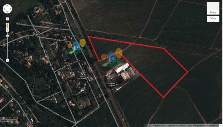 Área industrial à venda, Vale Das Cigarras, Santa Bárbara D'Oeste.