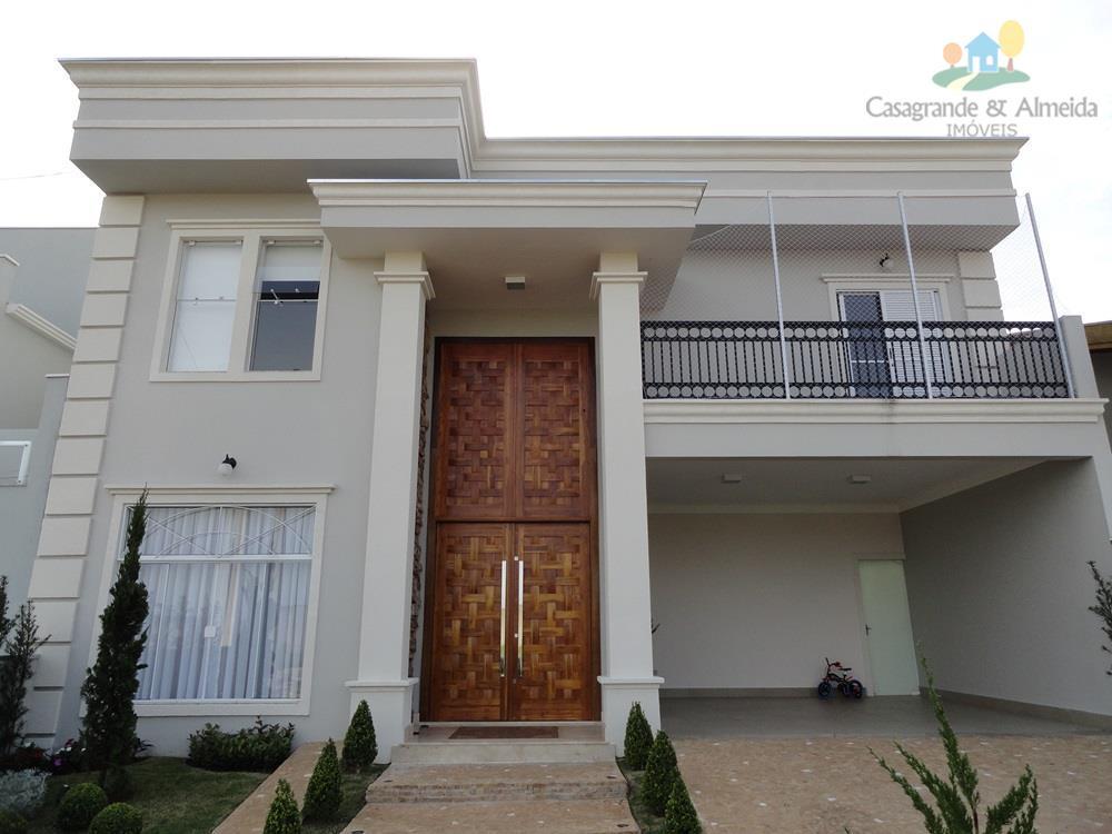 Casa  condomínio fechado, Residencial Imigrantes, Nova Odessa.