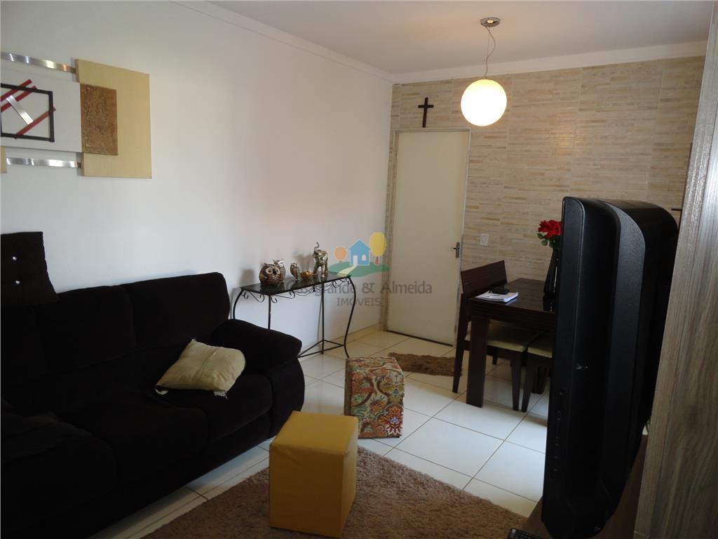 Apartamento residencial à venda, Jardim das Laranjeiras, Santa Bárbara D'Oeste.