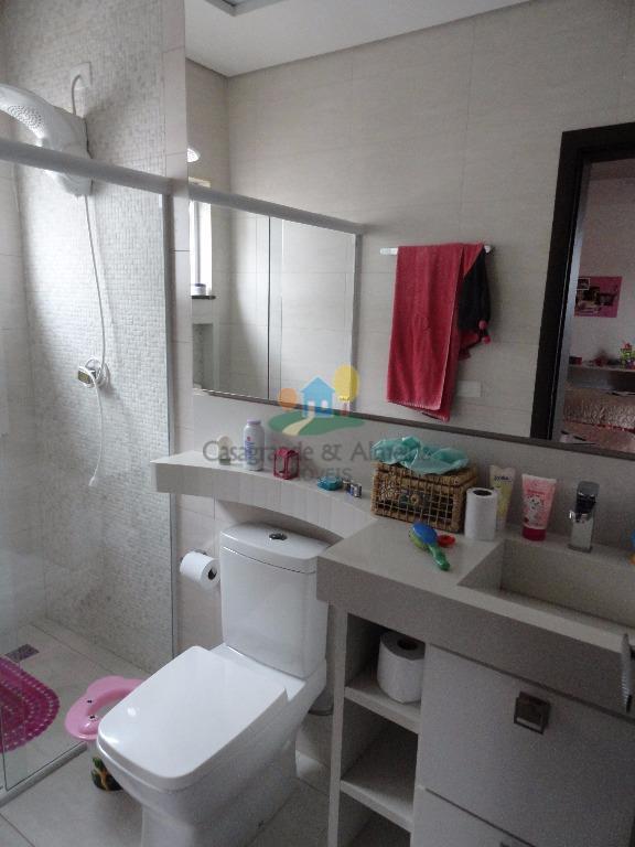 Casa  residencial à venda, Residencial Dona Margarida, Santa Bárbara D'Oeste.