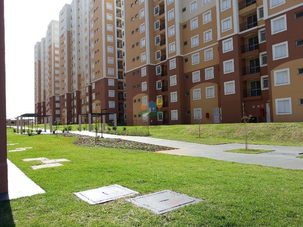 Apartamento residencial à venda, São Manoel, Americana.