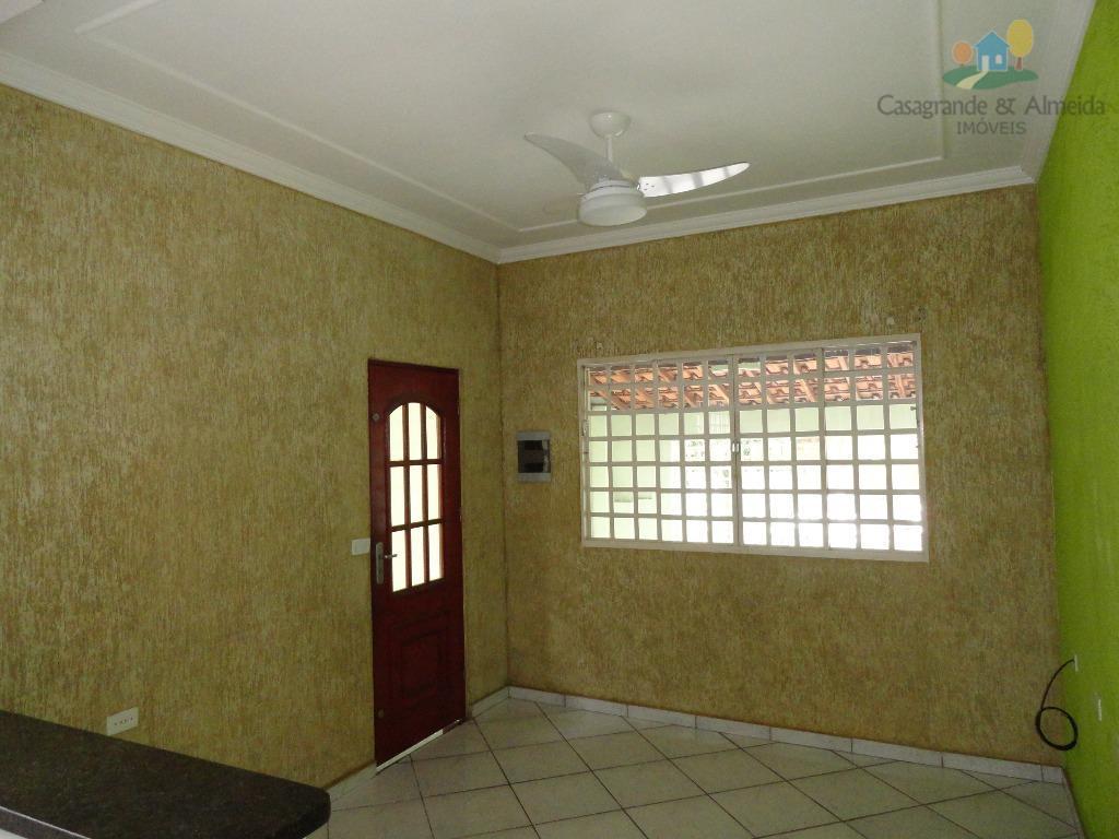 Casa residencial à venda, Residencial Furlan, Santa Bárbara D'Oeste.