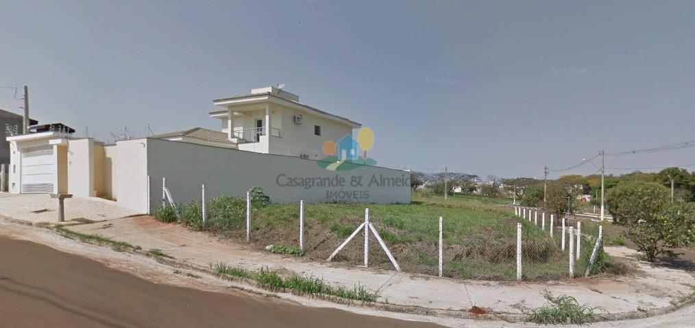 Terreno  residencial à venda, Residencial Dona Margarida, Santa Bárbara D'Oeste.