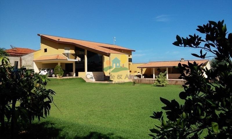 Linda chácara  residencial, Recreio Alvorada, Santa Bárbara D'Oeste.