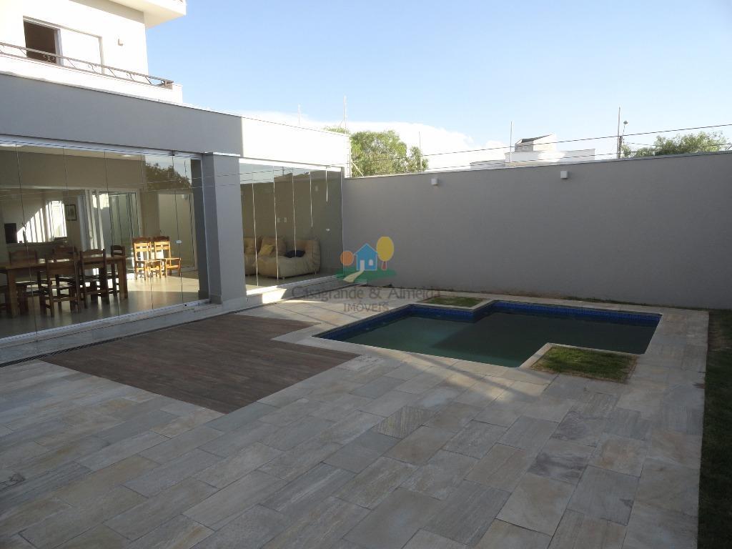 Casa residencial à venda, Flamboyant, Santa Bárbara D'Oeste.