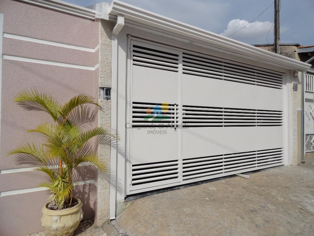 Casa residencial à venda, Vila Diva, Santa Bárbara D'Oeste.