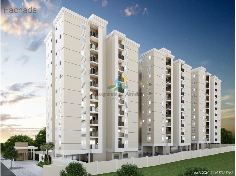 Apartamento residencial à venda, Jardim Firenze, Santa Bárbara D'Oeste - AP0195.