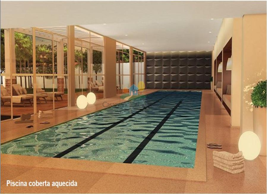 Apartamento 121m² Garnet, Jardim São Paulo, Americana - Em Construção
