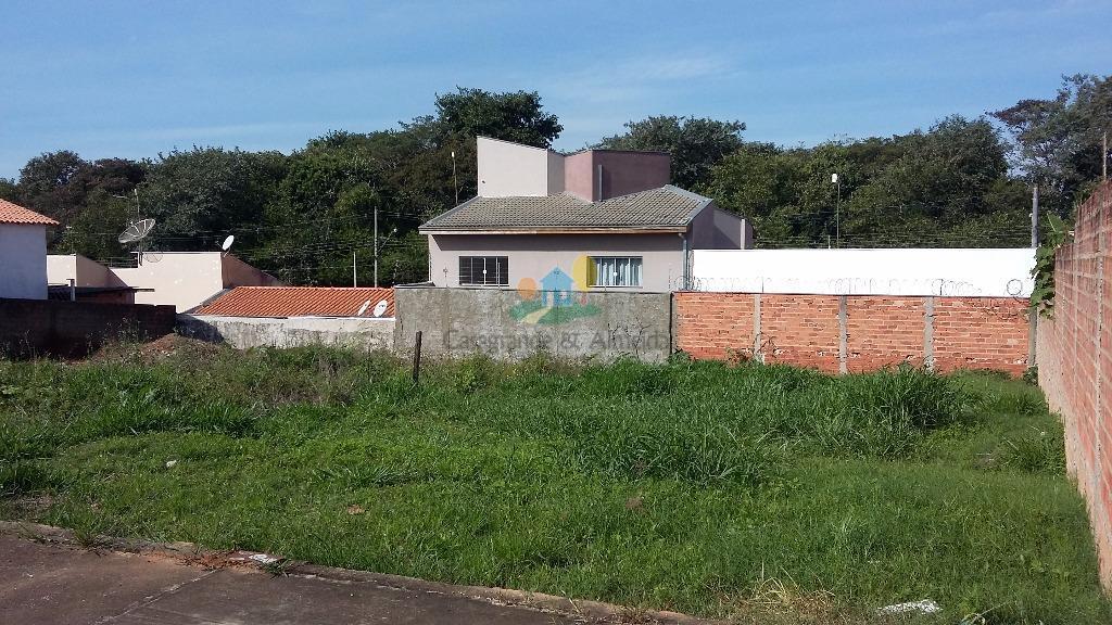 Terreno residencial à venda, Residencial Parque Rochele II, Santa Bárbara D'Oeste.