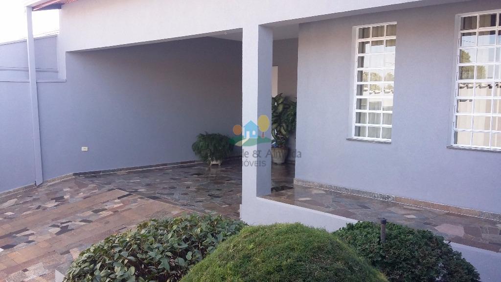 Casa Residencial à venda, Vila Linópolis I, Santa Bárbara D'Oeste - CA0031.