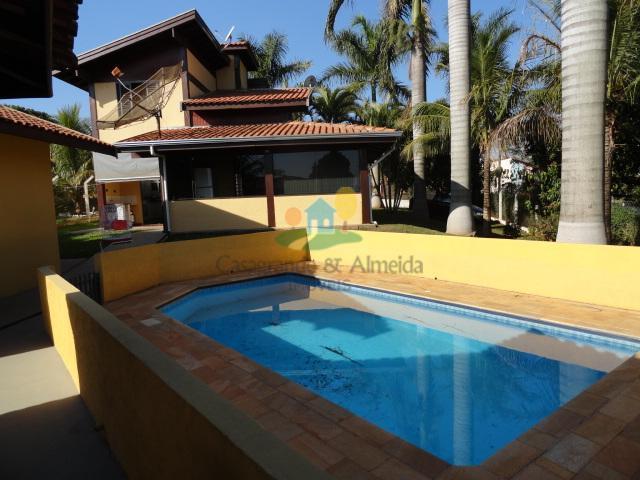 Chácara residencial à venda, Altos da Colina, Santa Bárbara D'Oeste.