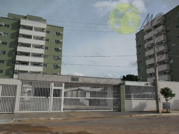 Apartamento - locação, Edifício Reserva Nature - Rodoviária Parque, Cuiabá.