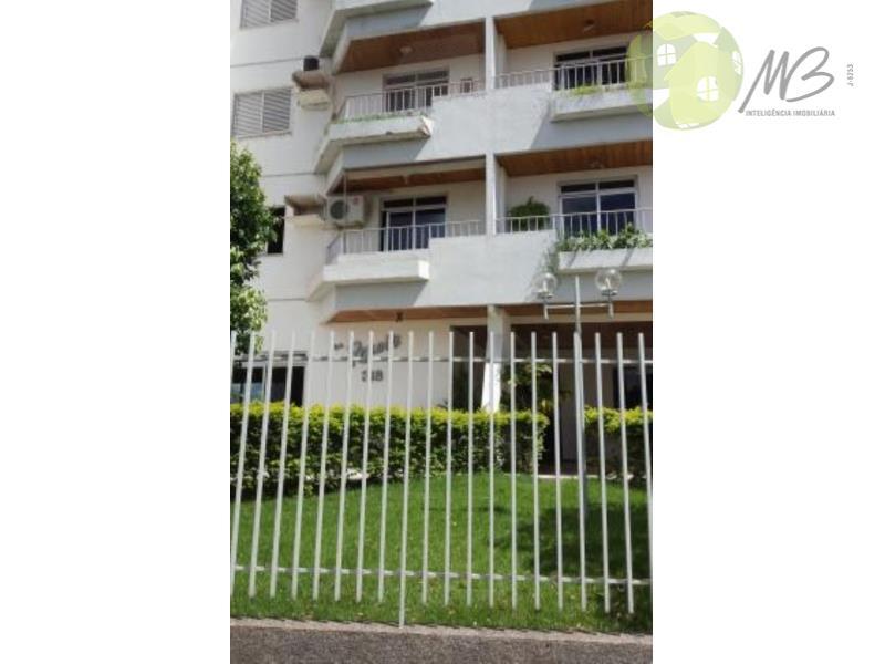 Apartamento - Venda/Locação, Edifício Renoir - Araés, Cuiabá -MT