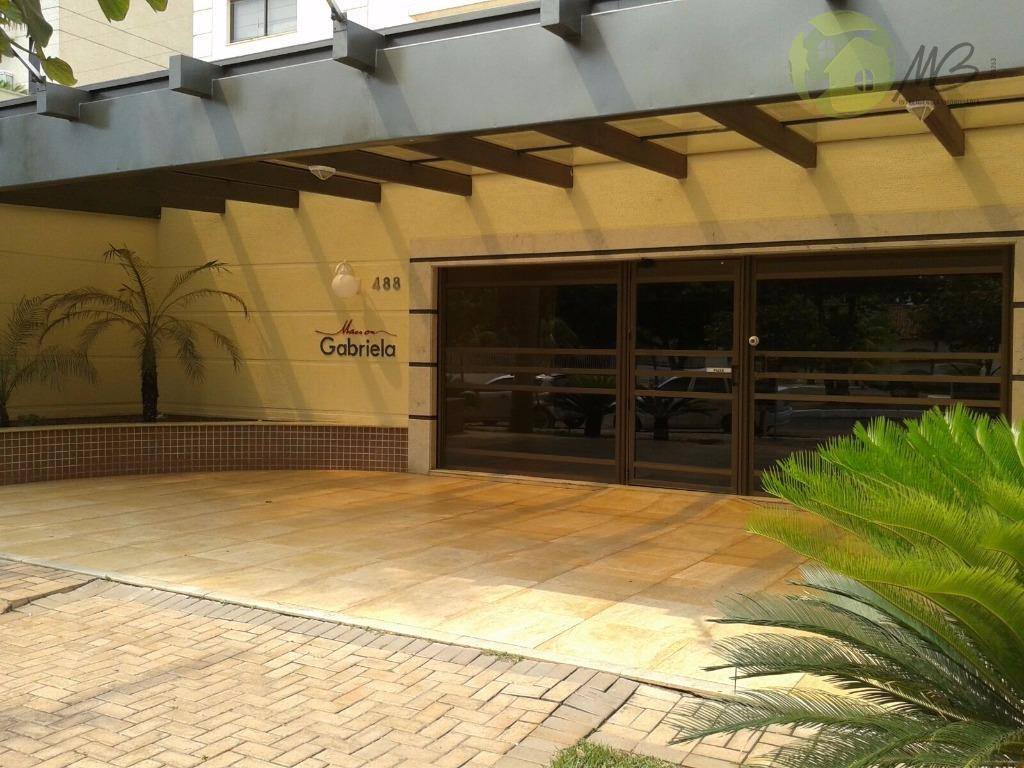 Apartamento - Venda, Edifício Maison Gabriel - Santa Rosa, Cuiabá - MT
