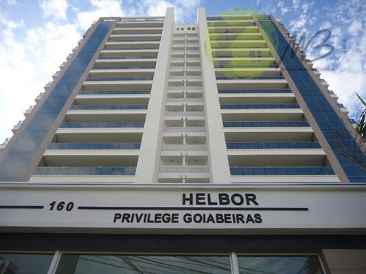 Apartamento - Venda, Edifício Privilege Goiabeiras - Duque de Caixas, Cuiabá - MT