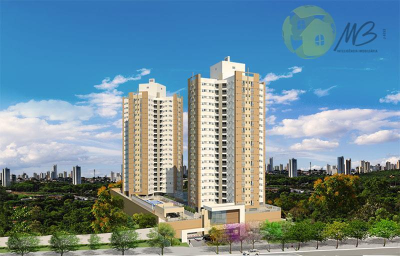Apartamento - Venda, Edifício Residencial Villaggio di Bonifácia - Quilombo, Cuiabá - MT