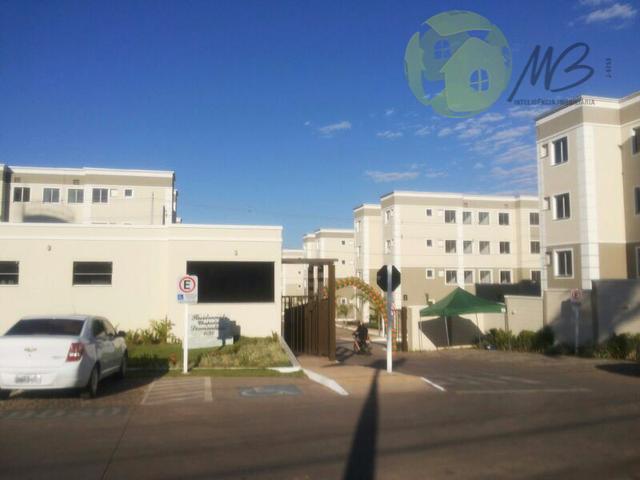 Apartamento - Venda, Residencial Parque Chapada Diamantina - Dom Aquino, Cuiabá - MT