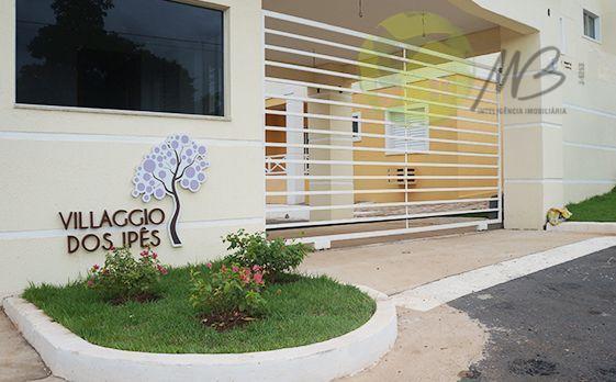 Apartamento - Venda, Residencial Villaggio dos Ipês - Ribeirão do Lipa, Cuiabá - MT