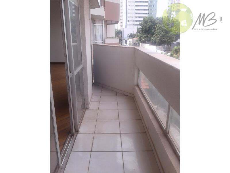Apartamento - Venda, Edifício Ceará - Duque de Caxias, Cuiabá - MT