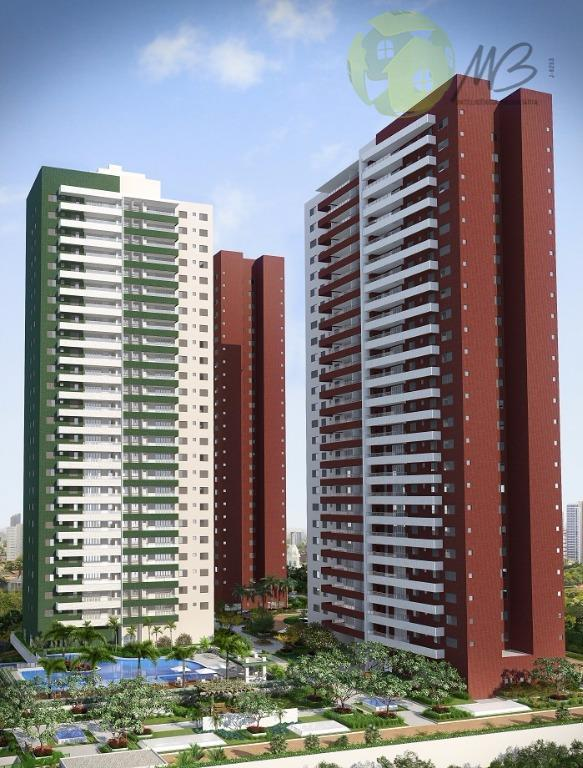 Apartamento - Venda, Edifício Bonavita - Bosque da Saúde, Cuiabá - MT