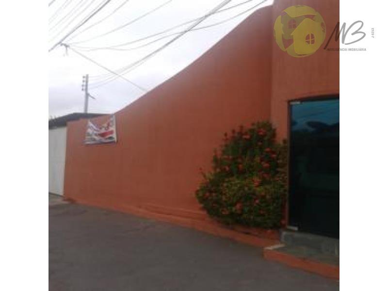Casa - Venda, Cidade Alta, Cuiabá - MT