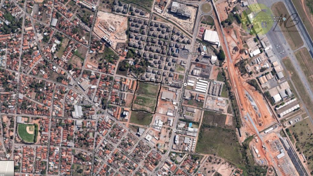 Terreno - Venda, Jardim Aeroporto, Várzea Grande - MT