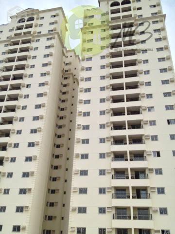 Apartamento - Venda, Edifício Torres São Georges - Santa Helena, Cuiabá - MT