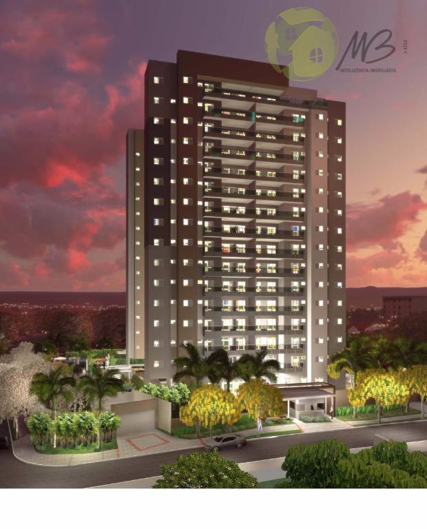 Apartamento - Venda, Edifício Riviera Goiabeiras - Duque de Caxias, Cuiabá - MT