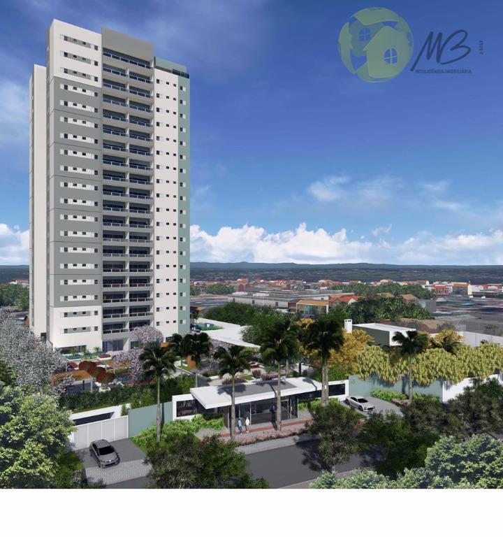 Apartamento - Edifício Residencial Riviera Duque de Caxias, Cuiabá - MT