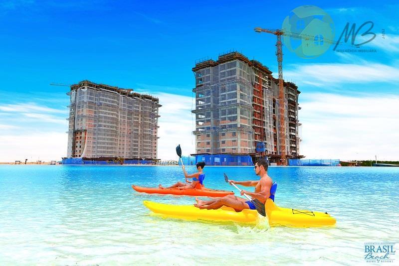 Apartamento - Venda, Brasil Beach Home Resort - Ribeirão do Lipa, Cuiabá - MT