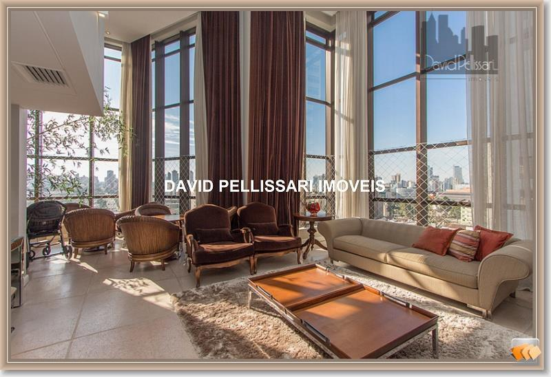 Apartamento duplex à venda, Batel, Curitiba, Place Vendome, 641 m².