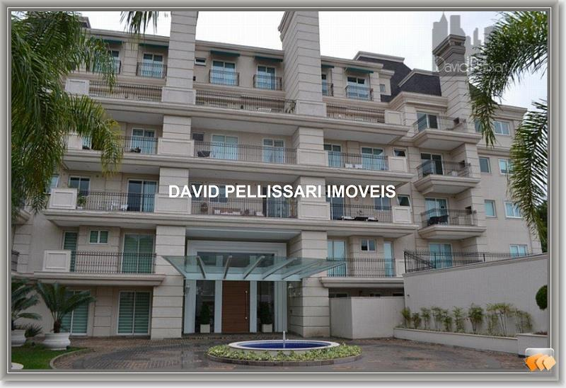 Cobertura duplex à venda, Batel, Curitiba,Grand Palais, 240 m².