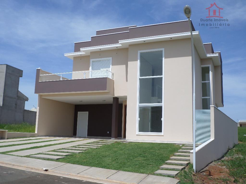 Casa residencial à venda, Jardim Residencial Maria Dulce, Indaiatuba - CA0850.