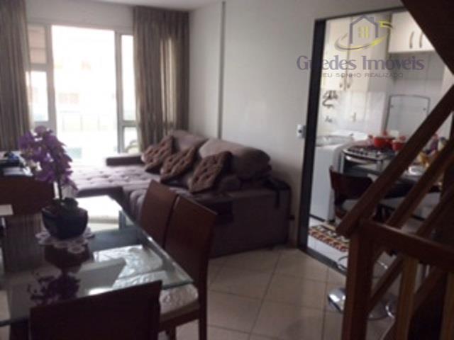 Ótima Cobertura Duplex com Porteira Fechada Vila Del España