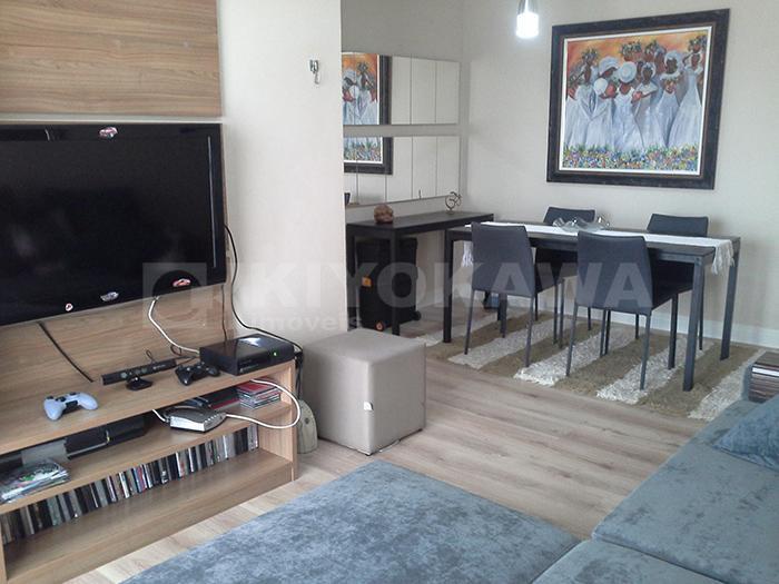Ref. 7667 - Ótimo apartamento Nova Mogilar