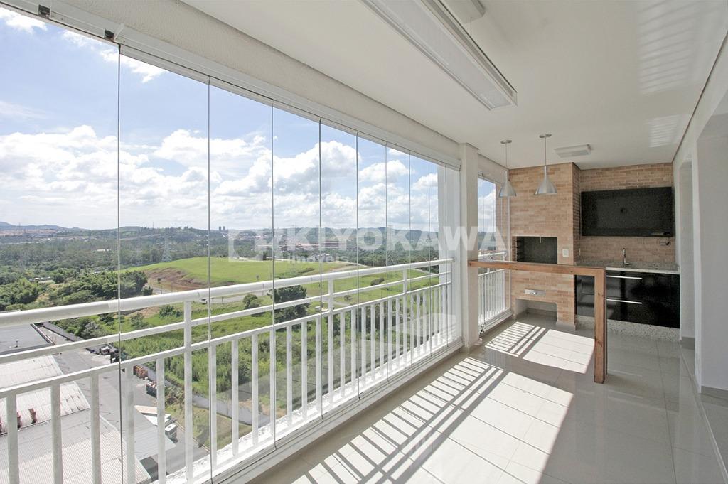 Apto com excelente vista - Helbor Home Club vila Oliveira