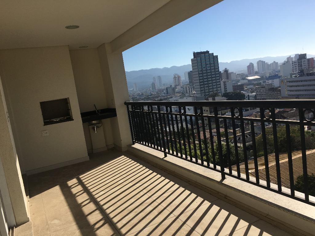 Ref. apartamento novo no Alto Ipiranga, 3 suítes, varanda gourmet - Mogi das Cruzes-SP