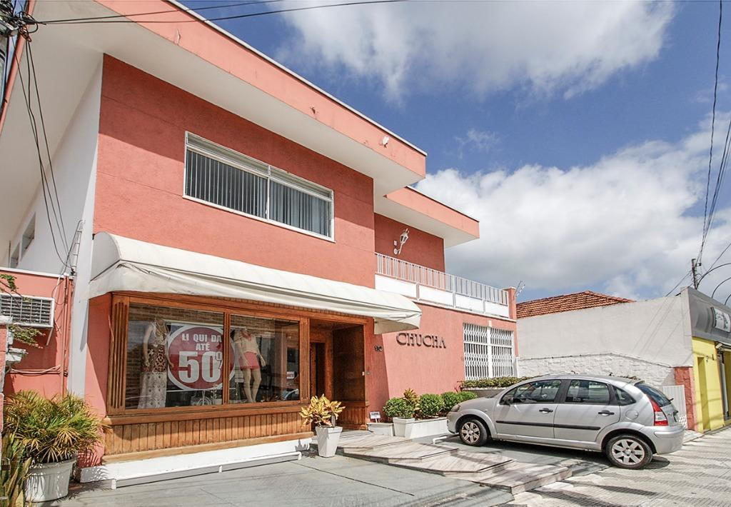 Opotunidade! Imóvel comercial no Centro de Mogi das Cruzes em ótima localização e área de revitalização
