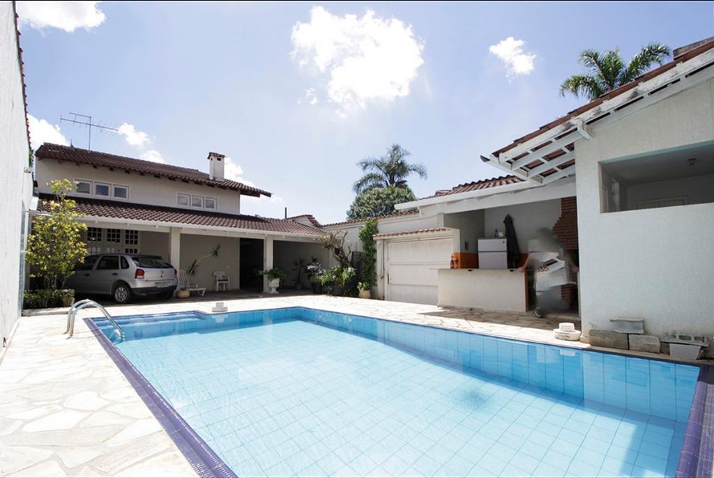 Ref 8285 - Sobrado com excelente área de lazer na Vila Oliveira