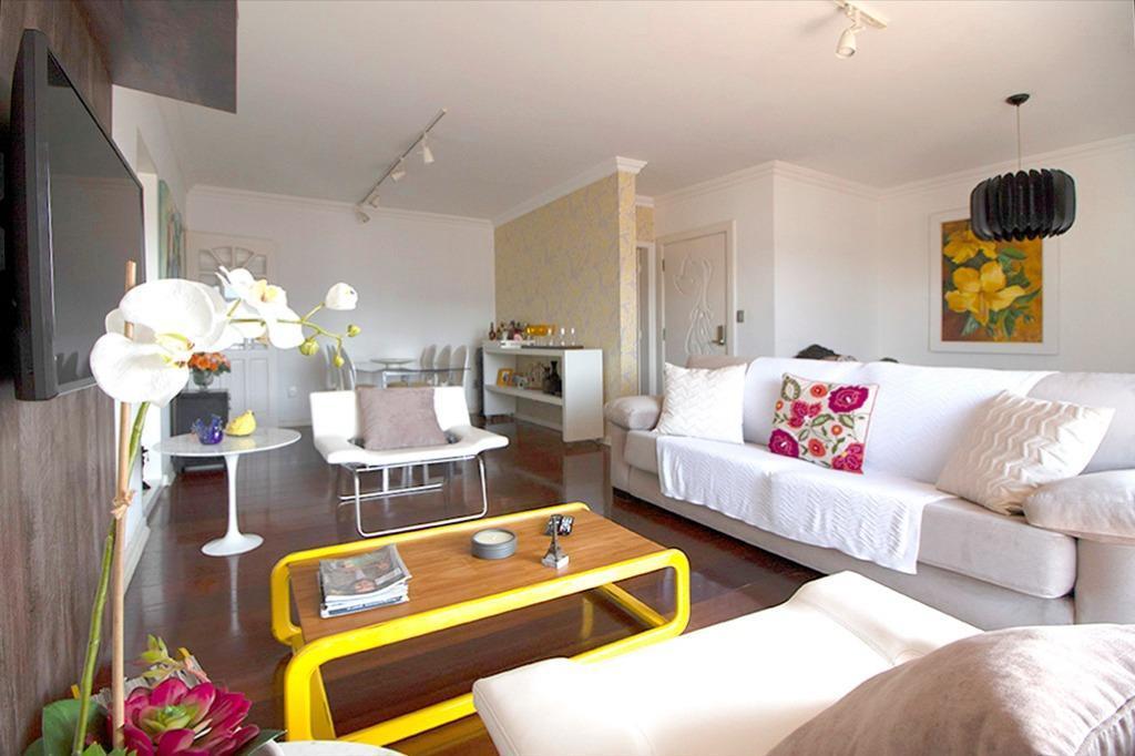 Ótimo apartamento  com 130m² no Centro de Mogi das Cruzes