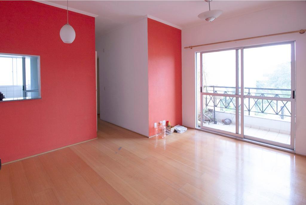 apartamento com sacada e lazer total em Mogi - Vila Rubens