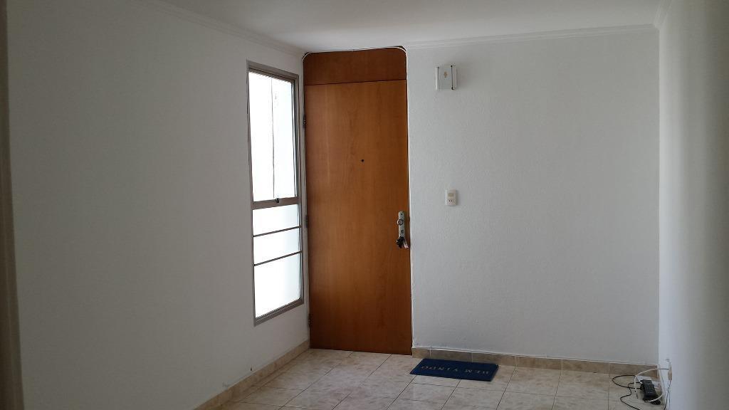 Apartamento com ótimo custo-benefício no bairro Rodeio, Mogi das Cruzes
