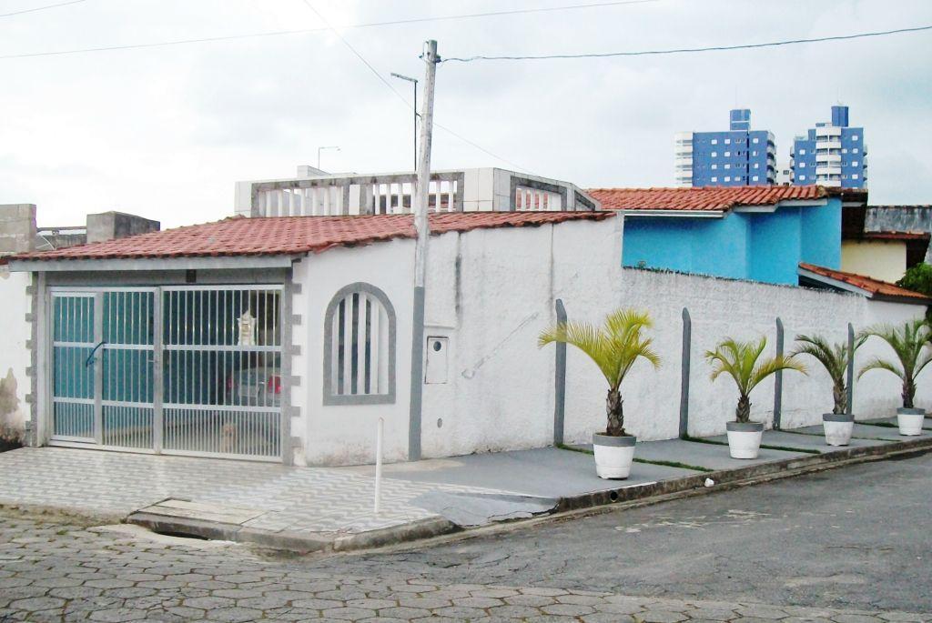 Casa residencial à venda, Vila Caiçara, Praia Grande - CA1263.