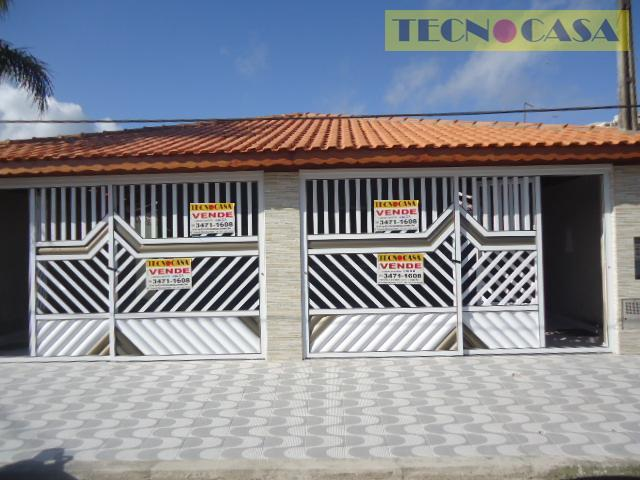 Casa residencial à venda, Balneário Maracanã, Praia Grande - CA1431.