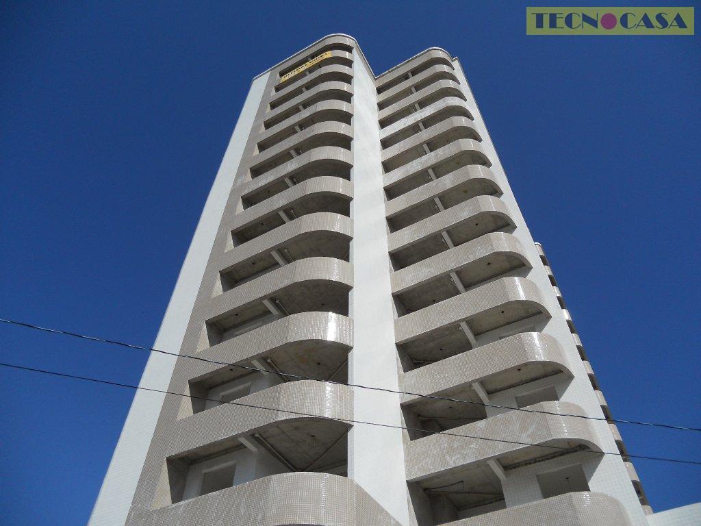 Apartamento Residencial à venda, Vila Guilhermina, Praia Grande - AP0697.