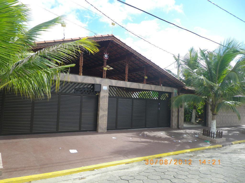 Casa residencial à venda, Balneário Maracanã, Praia Grande - CA1833.