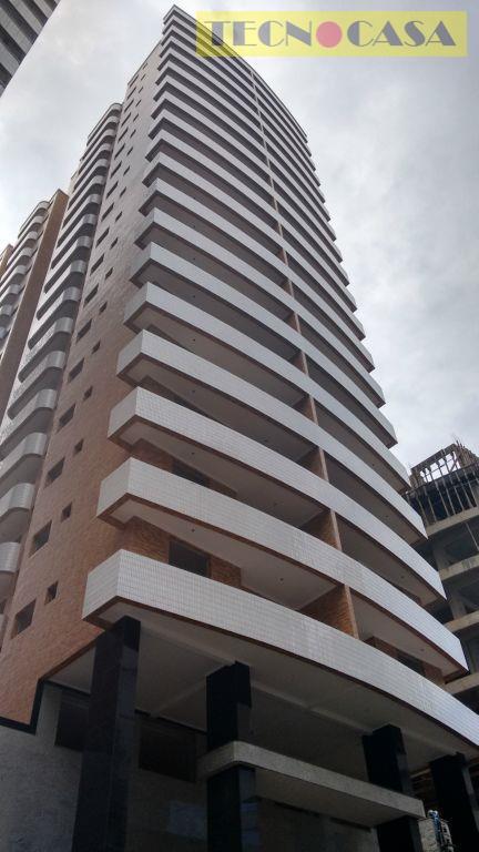 Apartamento residencial à venda, Canto do Forte, Praia Grande - AP3263.
