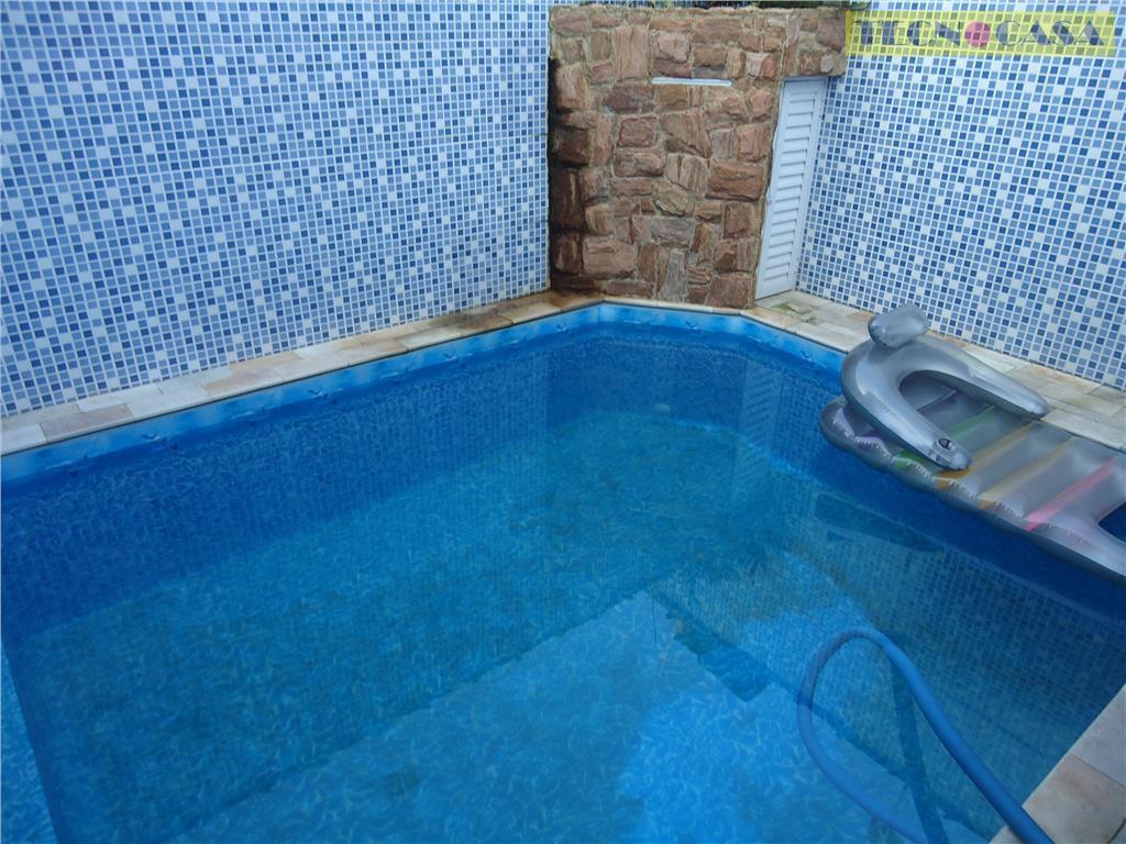 Casa residencial à venda, Vila Caiçara, Praia Grande - CA2547.