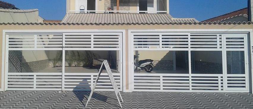 Sobrado residencial à venda, Campo da Aviação, Praia Grande - SO1186.