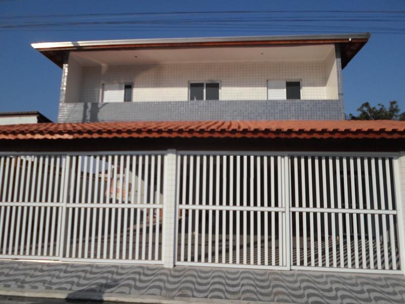 Sobrado residencial à venda, Tude Bastos (Sítio do Campo), Praia Grande - SO1206.